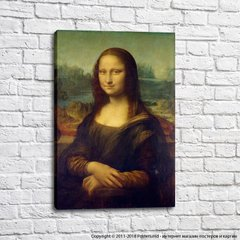 Mona Lisa, by Leonardo da Vinci, retouched