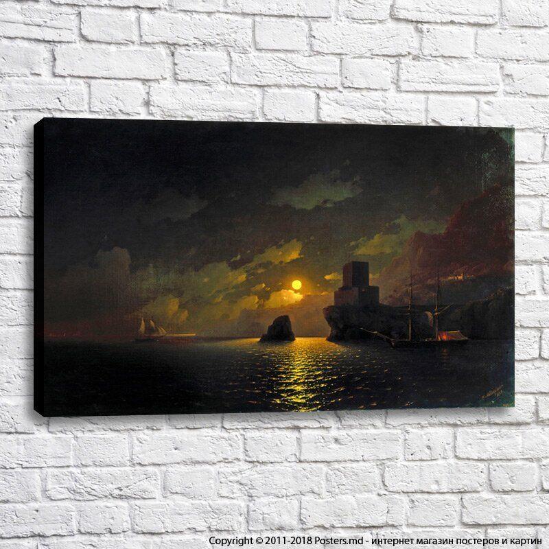 сеть постеры айвазовского на холсте картинки