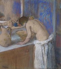 Young Woman by the Toilette, 1895