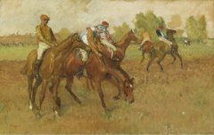 Before the Race, 1882-88