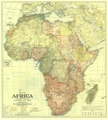 Africa and Adjoining (1922)