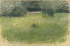 The Lawn and the Undergrowth, 1890-93