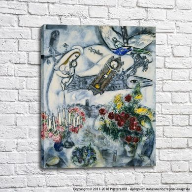 Marc Chagall, Surr