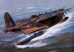 Fly Model 117 - Short Sunderland Mkii