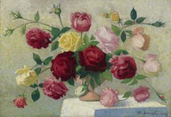 Bouquet of Roses, 1922