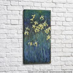 Yellow Irises, 1914 17 01