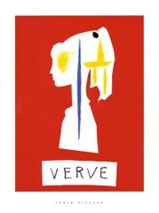 Cover For Verve, c. 1954