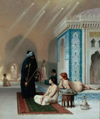 Pool in a Harem
